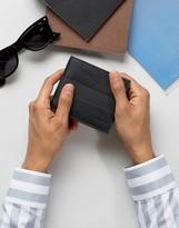 BOSS ORANGE by Hugo Boss Leather Future Wallet Black