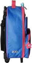 Skip Hop Zoo Kids Rolling Luggage Carry on Luggage