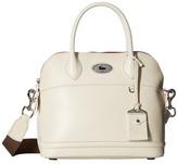 Dooney & Bourke Florentine Domed Satchel Satchel Handbags