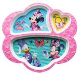 Disney Minnie Mouse Kids Divided Plate
