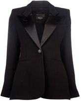 Smythe Hourglass tuxedo blazer