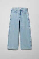 Thumbnail for your product : Weekday Vida Jeans Pen Blue - Blue
