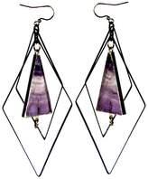 Tiana Jewel - Tempest Flourite Earrings Muret Collection