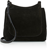The Row Women's Sideby Shoulder Bag-BLACK