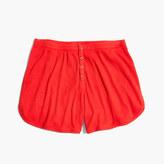 Madewell Siesta Pajama Shorts