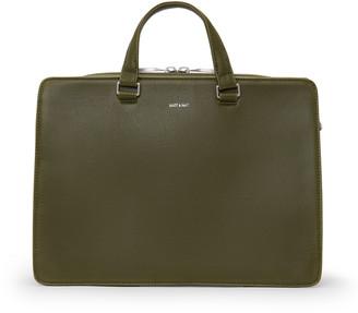 Matt & Nat DAVID Briefcase - Olive
