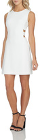 1 STATE 1.State Cut Out Sleeveless Dress