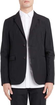 Valentino Solid Wool Blend Sport Coat
