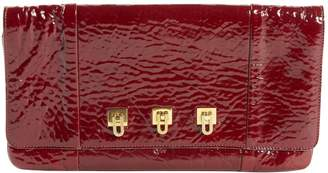 Chloé Red Patent leather Clutch bags