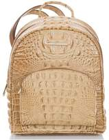 Brahmin Mini Dartmouth Leather Backpack