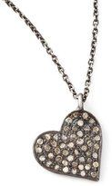 Chicco Zoe Diamond Heart Pendant Necklace