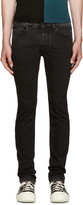 Marcelo Burlon County of Milan Black Slim Jeans