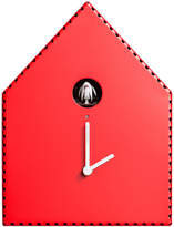 Diamantini Domeniconi Diamantini & Domeniconi - Puntinipuntini Wall Clock - Red