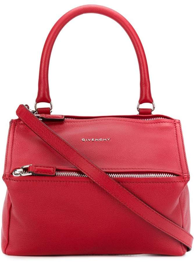 39c854cebf9 Givenchy Red Top Zip Handbags - ShopStyle