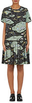 Opening Ceremony Women's Story-Print Drop-Waist Dress