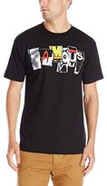 Famous Stars & Straps Men's Trashed T-Shirt