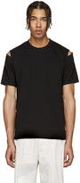 Comme des Garcons Black Slits T-Shirt