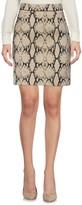 Just Cavalli Knee length skirts - Item 35338349