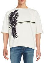 Carlos Campos Palm Pullover Sweatshirt