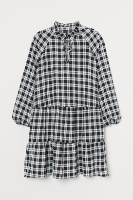 H&M H&M+ A-line Dress - Black