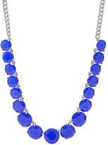 Glass Necklace- Blue