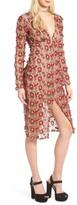 For Love & Lemons Women's Amelia Midi Dress