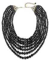 Heidi Daus Plaza Chic Multi-Strand Faceted Necklace