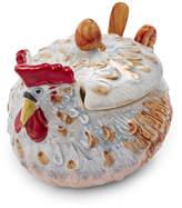 Sur La Table Jacques Pepin Collection Chicken Sugar Bowl