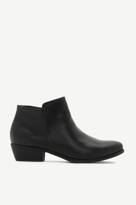 Ardene Faux Leather Booties