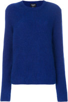Calvin Klein ribbed knit jumper