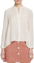 Maje Loli Embroidered Shirt - 100% Bloomingdale's Exclusive