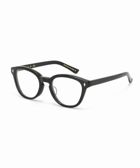 3a1b23e3636a ブラック レディース メガネ - ShopStyle(ショップスタイル)