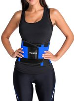 YIANNA Waist Cincher Tummy Trimmer Trainers Belt Weight Loss Slimming Girdle Corset , CA-YA8002-S