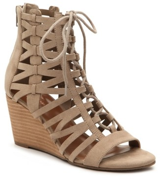 Crown Vintage Daring Wedge Gladiator Sandal