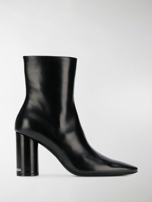 Balenciaga Oval 90mm ankle boots