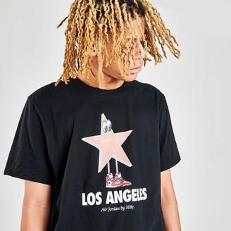 Nike Men's Jordan Character City Los Angeles T-Shirt