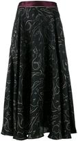 Roksanda 'Dearden' skirt - women - Silk - 12