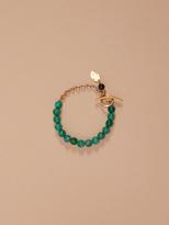 Diane von Furstenberg Beaded Chain Bracelet