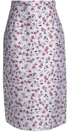 Altuzarra Brocade Pencil Skirt
