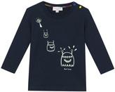 Paul Smith Luminous Alien Moon T-Shirt