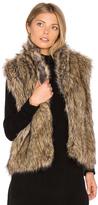Joie Pruce Faux Fur Vest