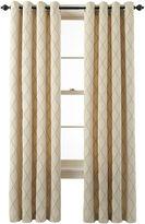 Martha Stewart MarthaWindowTM Windsor Wave Grommet-Top Curtain Panel