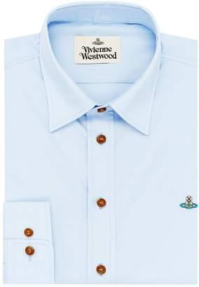 Vivienne Westwood Orb Classic Extra-Slim Cotton Shirt