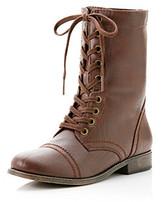 "Rampage Jepson"" Combat Fashion Boot"