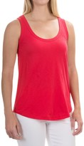 Mercer & Madison Cream Tank Top - Pima Cotton (For Women)