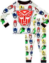 Transformers Boys' Pajamas
