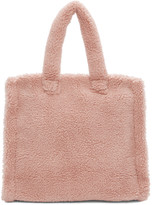 Stand Studio Pink Medium Teddy Lolita Bag