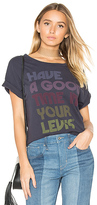 Levi's The Authentic Tee in Navy