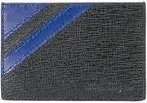 Salvatore Ferragamo stripe corner cardholder