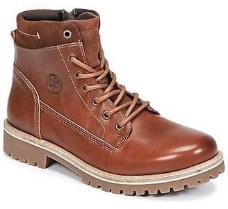 Bullboxer LIDO boys's Mid Boots in Brown